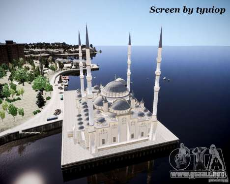 Chechen Mod v1.0 para GTA 4 quinta pantalla