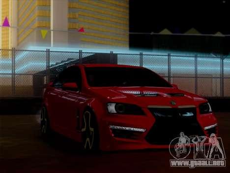 ENB v1.2 by TheFesya para GTA San Andreas quinta pantalla