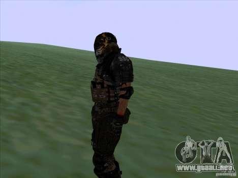 Elliot Salem para GTA San Andreas tercera pantalla