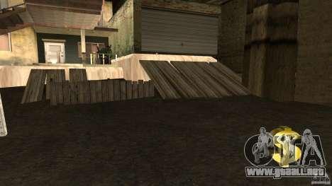 Compra de la propia base para GTA San Andreas tercera pantalla