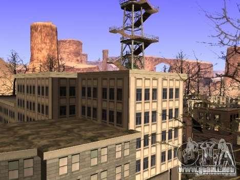 Chernobyl MOD v1 para GTA San Andreas séptima pantalla