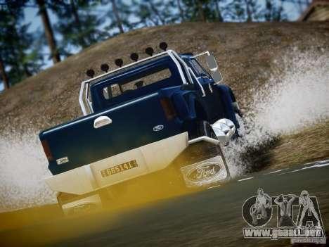 Ford F-650 Super Crewzer para GTA 4 visión correcta