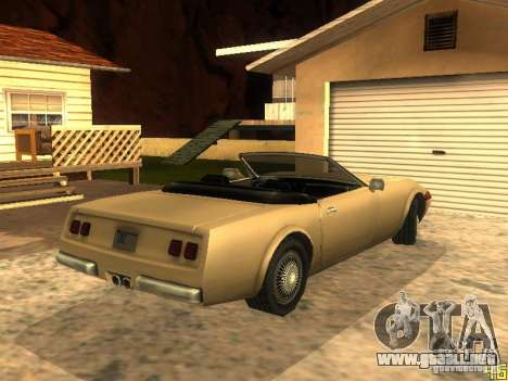 Feltzer en GTA Vice City para la visión correcta GTA San Andreas