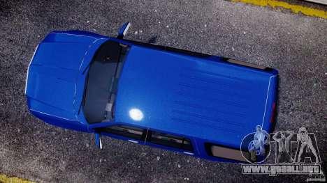Lincoln Navigator 2004 para GTA 4 visión correcta