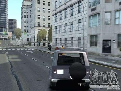 Mesa en GTA San Andreas para GTA IV para GTA 4 vista hacia atrás