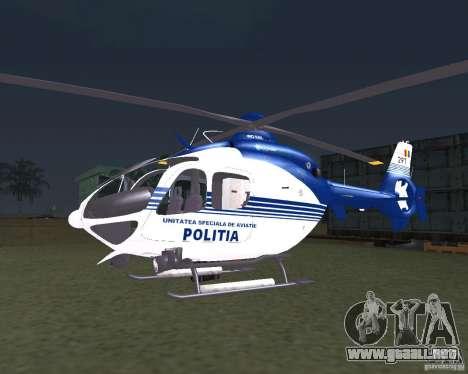 EC-135 Gendarmerie Police para GTA San Andreas