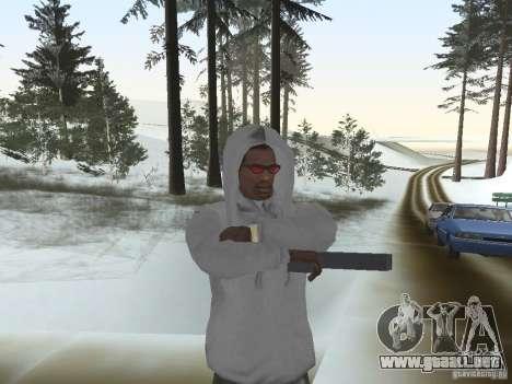 Sudadera con capucha para GTA San Andreas
