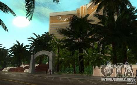Vegetación perfecta v. 2 para GTA San Andreas décimo de pantalla