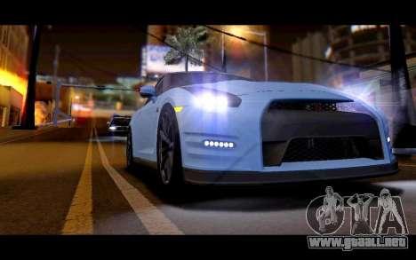Real World ENBSeries v5.0 Final para GTA San Andreas tercera pantalla