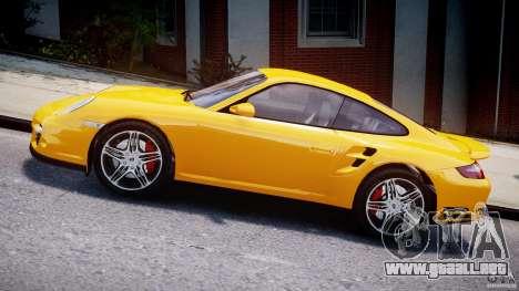 Porsche 911 Turbo V3.5 para GTA 4 left