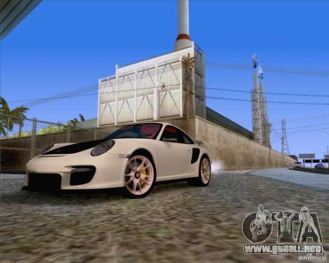 ENBSeries by Sankalol para GTA San Andreas décimo de pantalla