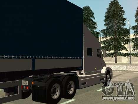 Volvo VNL para la visión correcta GTA San Andreas