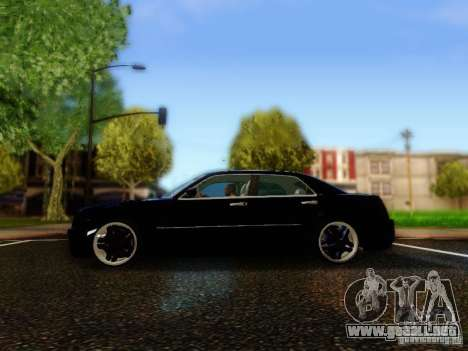 Chrysler 300C VIP para GTA San Andreas left