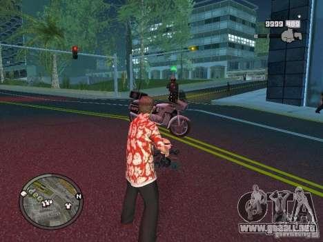 Tony Montana para GTA San Andreas séptima pantalla