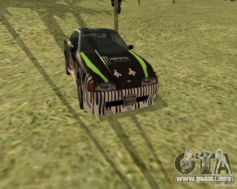 Monster Energy Vinyl para GTA San Andreas