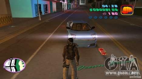50 Cent Player para GTA Vice City sucesivamente de pantalla