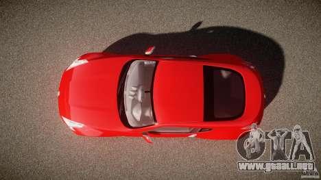 Nissan 370Z para GTA 4 visión correcta