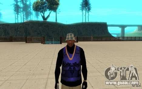 Bronik piel 2 para GTA San Andreas