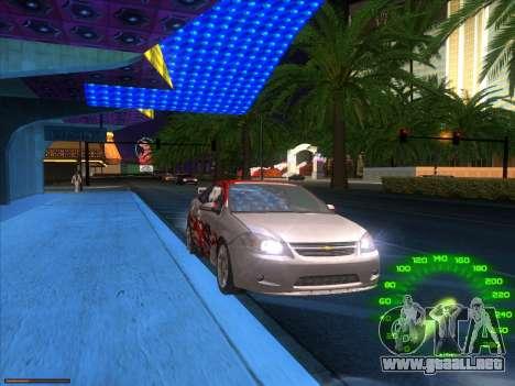 ENBSeries by laphund v2 para GTA San Andreas segunda pantalla