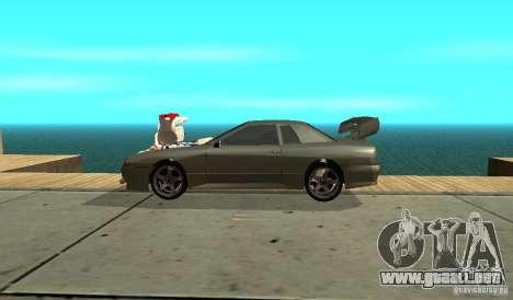 Elegy v1.1 para GTA San Andreas left
