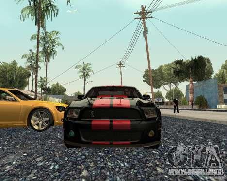 Star ENBSeries by Nikoo Bel SA-MP para GTA San Andreas tercera pantalla