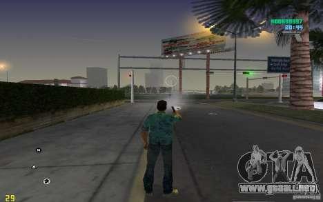 Munición infinita para GTA Vice City