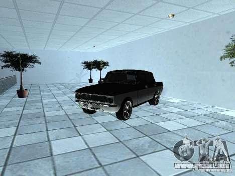 AZLK Moskvich 2140 luz Tuning para GTA San Andreas left