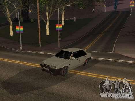 VAZ 21099 Turbo para GTA San Andreas