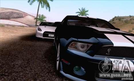SA_nGine v1.0 para GTA San Andreas tercera pantalla