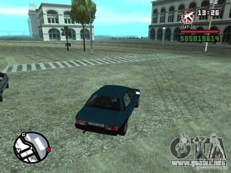 Todas Ruas v3.0 (San Fierro) para GTA San Andreas novena de pantalla