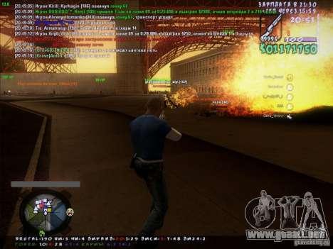 Eloras Realistic Graphics Edit para GTA San Andreas undécima de pantalla