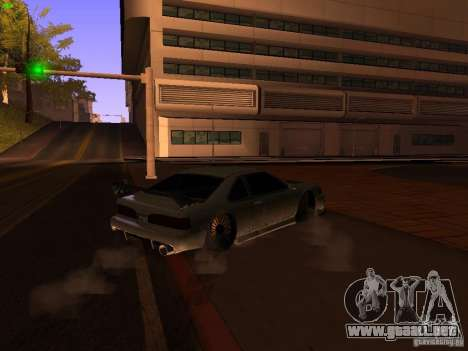New Racing Style Fortune para GTA San Andreas left