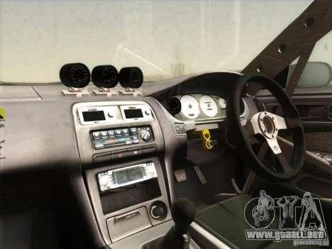 Nissan 200SX S14A para la visión correcta GTA San Andreas