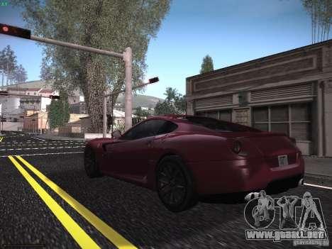 LiberrtySun Graphics ENB v2.0 para GTA San Andreas undécima de pantalla