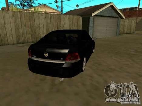 Chevrolet Vectra Elite 2.0 para la visión correcta GTA San Andreas