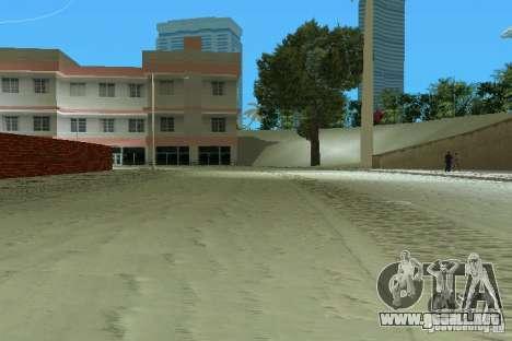 Snow Mod v2.0 para GTA Vice City segunda pantalla