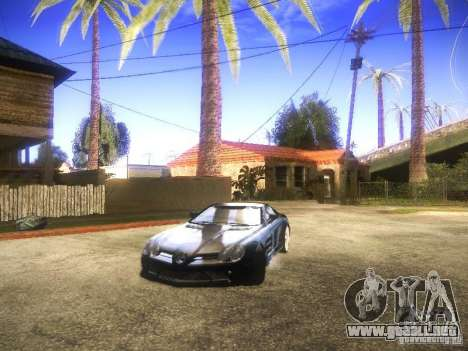 New ENBSEries 2011 v3 para GTA San Andreas