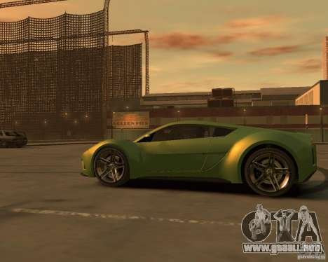 2010 Saleen S5S Raptor para GTA 4 left