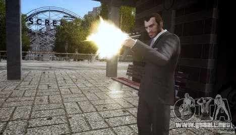 H&K MP5k para GTA 4 tercera pantalla
