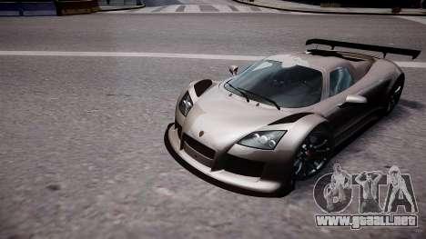 Gumpert Apollo Sport 2011 para GTA 4
