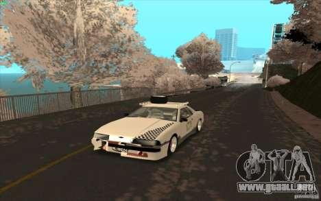 Elegy Rat by Kalpak v1 para vista inferior GTA San Andreas