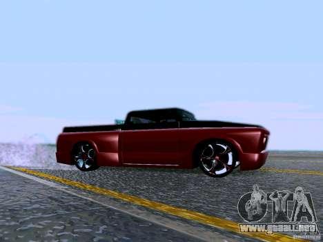 Slamvan Tuned para GTA San Andreas left