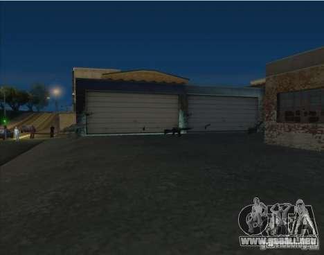 Armas y coches por todo el mapa para GTA San Andreas tercera pantalla