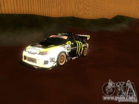 Moto Track Race para GTA San Andreas tercera pantalla