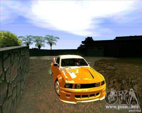 ENBseries V0.45 by 1989h para GTA San Andreas tercera pantalla