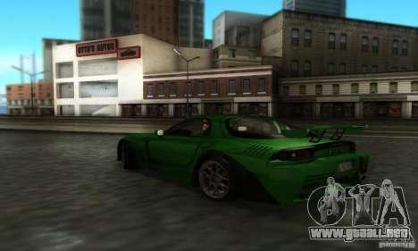 iPrend ENBSeries v1.3 Final para GTA San Andreas segunda pantalla