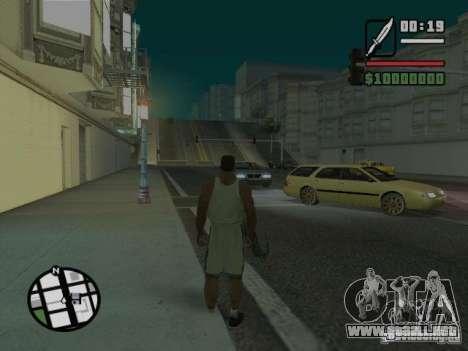 Sueño para GTA San Andreas séptima pantalla