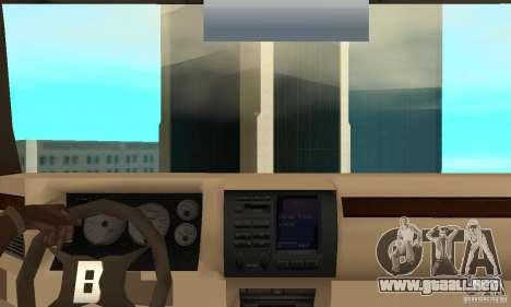 Jemala para la visión correcta GTA San Andreas