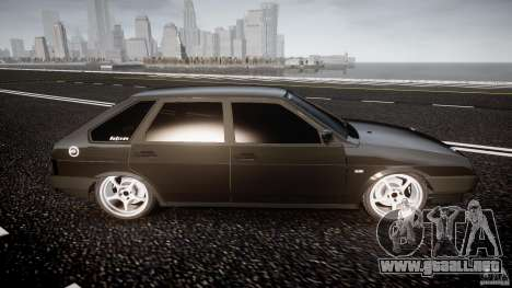 Lada VAZ 2109 para GTA 4 left