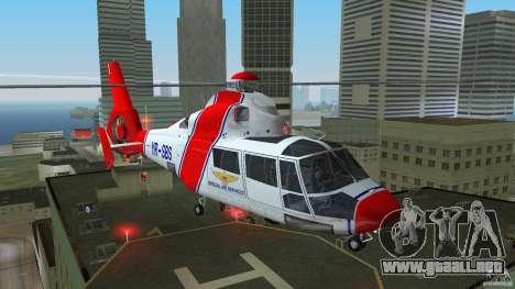 Eurocopter As-365N Dauphin II para GTA Vice City